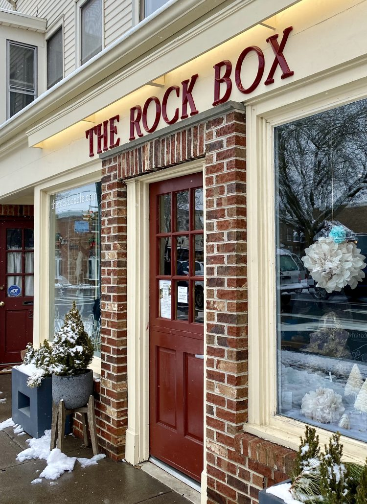 The Rock Box in Morristown New Jersey . Two Girls Media